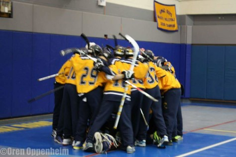 Recap: Varsity Boys Hockey vs. TABC Storm