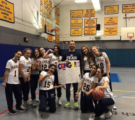 Girls Junior Varsity Basketball