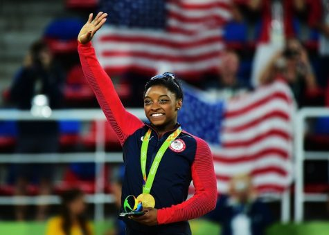 The Power House: Simone Biles at the U.S. National Gymnastics Championships