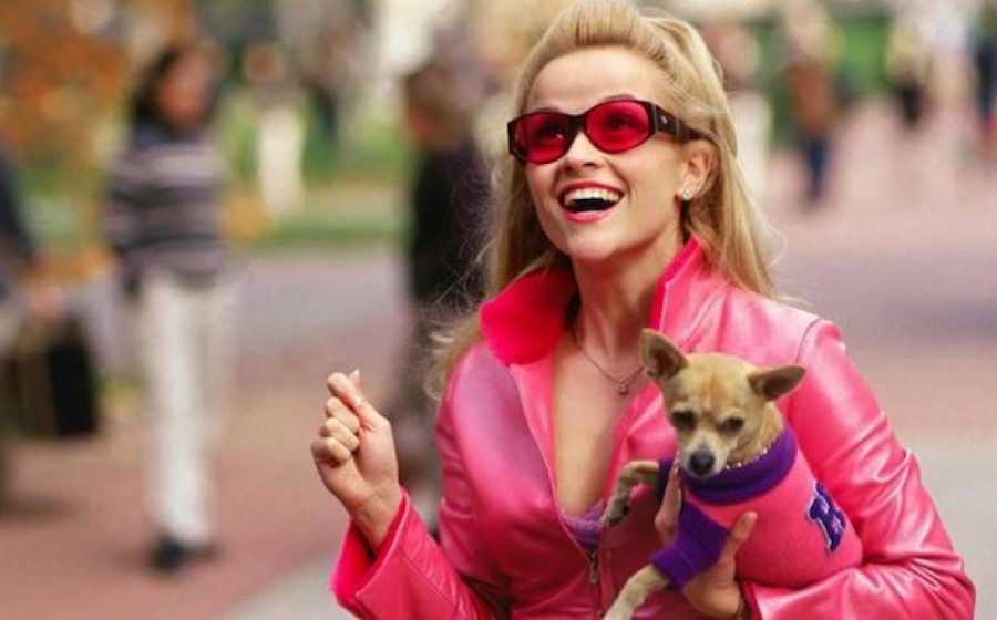 The Message Behind the Pink: Ramaz's Legally Blonde Fall Musical
