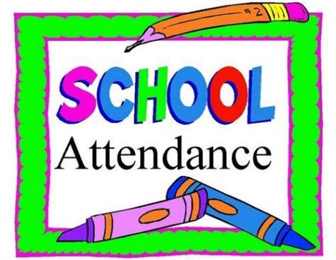Senior Grade Receives Perfect Attendance Record