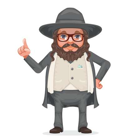 "It's not ""Rabbi X"" – It's Rabbi S"