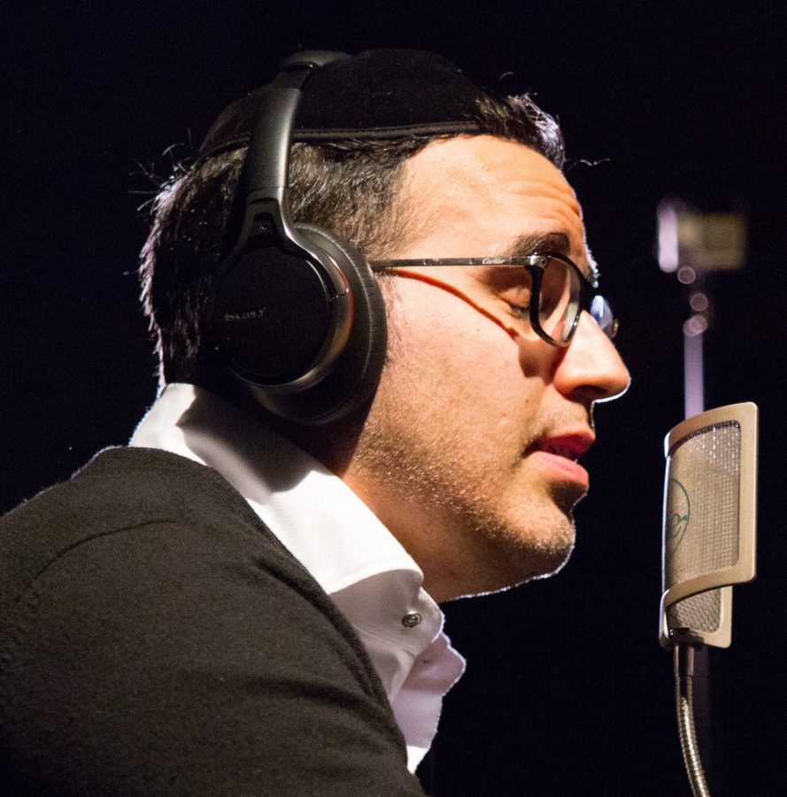 Interview with Yaakov Shwekey