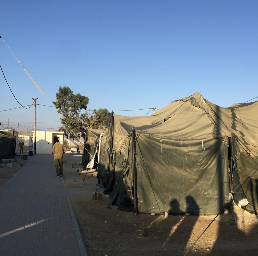 Gadna%3A+An+Authentic+IDF+Experience