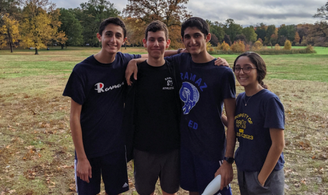New Cross Country Team: Interview with Rabbi Sommer