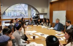 Alumni Reunite for Yom Iyun