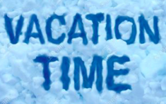 A Shortened February Vacation