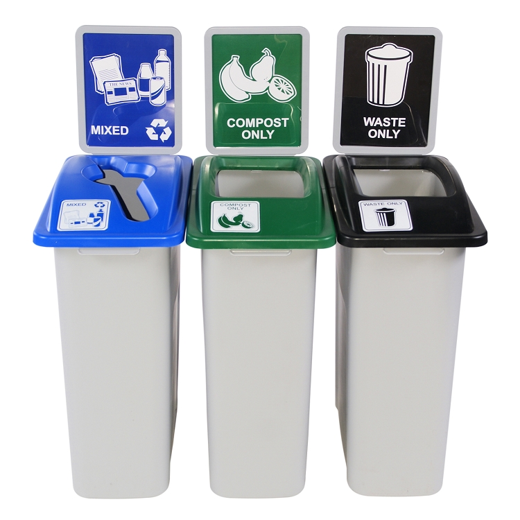 A+Renewed+Commitment+To+Recycling+At+Ramaz