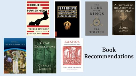 Faculty Book Recommendations