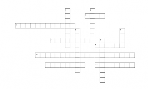 Crossword June 2020