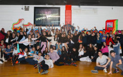 Class of 2020 at Senior Shabbaton