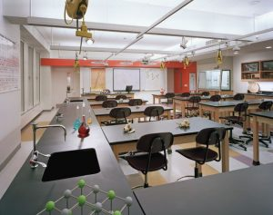 Ramaz Upper School Chemistry Lab