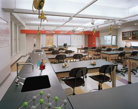 Ramaz Upper School Chemistry Lab