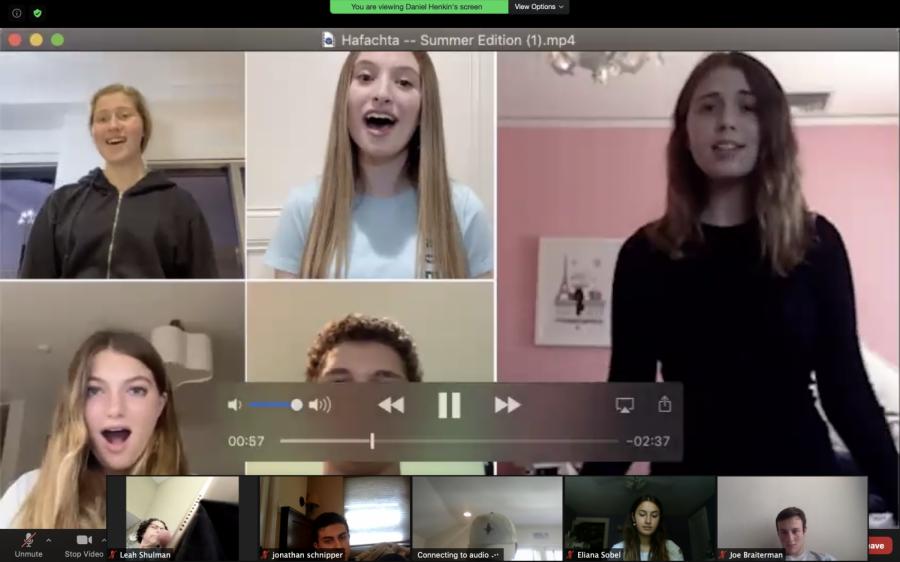 Singing Through the Screen
