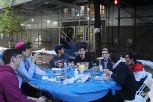 Parents Council's New Covid Lunch Program