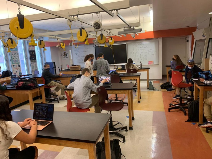 Chemistry and the New Testing System: A Successful Bond?