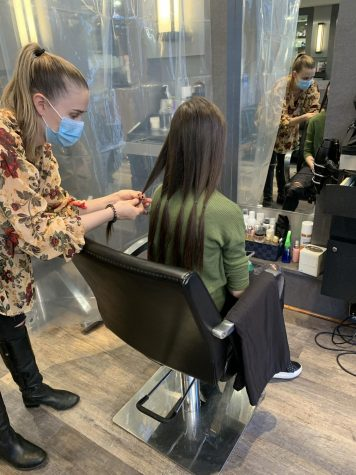 Ready to cut your long, quarantine hair? Consider donating it!