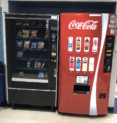 Freshmen vs. Ramaz Vending Machines: Peace Was Never An Option