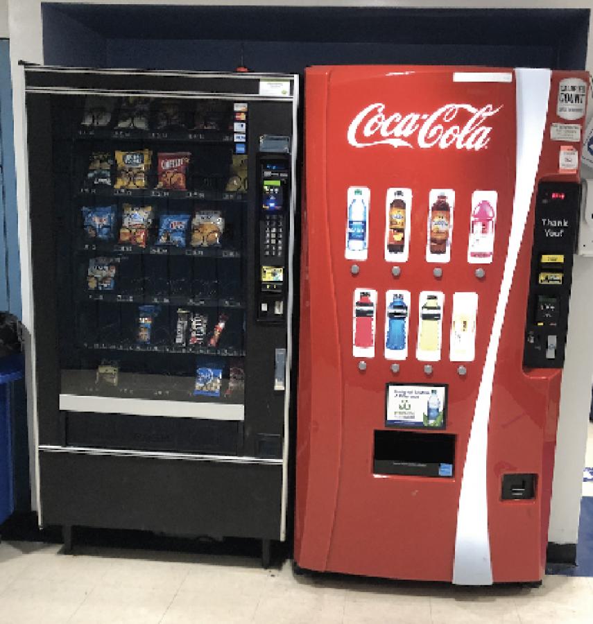 Freshmen vs. Ramaz Vending Machines: Peace Was Never An Option