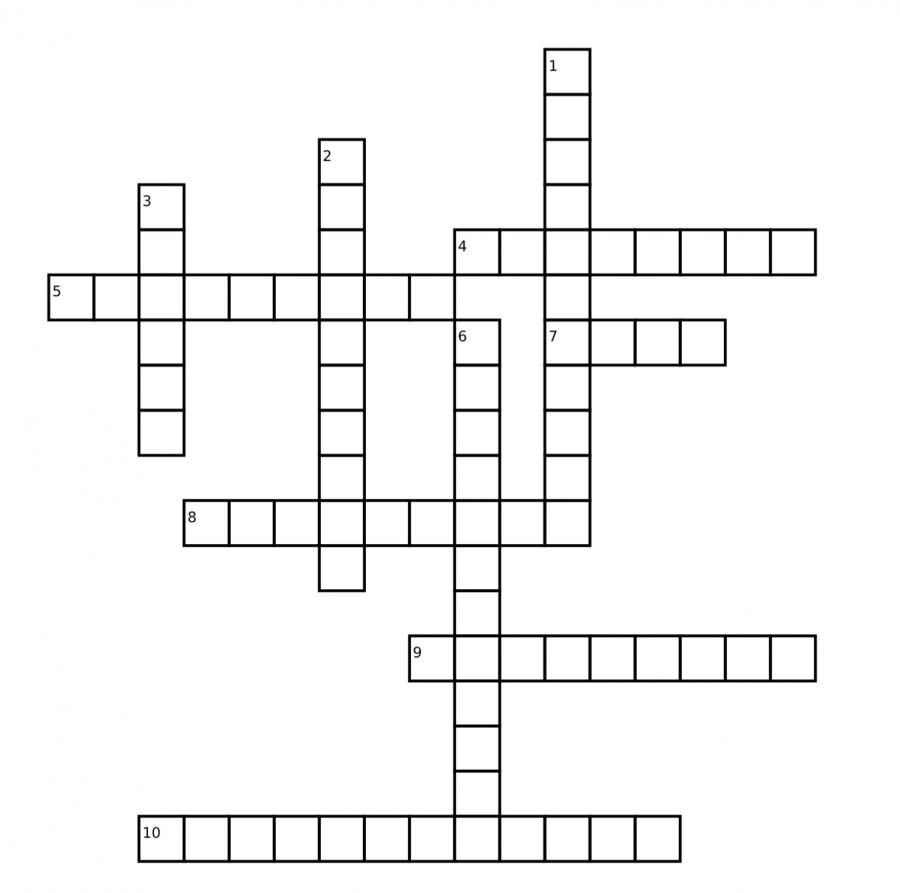 March Crossword